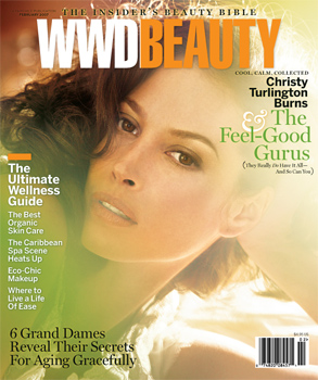 WWD BEAUTY February 2007