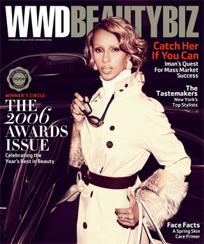 WWD BEAUTY December 2006 (Trade Edition)